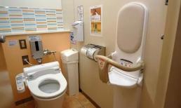 Lần đầu tiên nhìn thấy thiết kế phòng tắm kiểu Nhật, nhiều người đã phải thở dài vì quá thông minh và thân thiện với người dùng