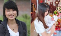 Nữ chính phim 'Bước nhảy xì tin' - Chi Hoa sinh con gái đầu lòng