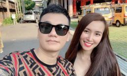Bà xã nhạc sĩ Khắc Việt hạ sinh đôi trai gái đầu lòng