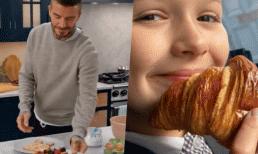 David Beckham trổ tài nấu nướng cho cả nhà khiến cư dân mạng trầm trồ khen: 'Ông xã nhà người ta'