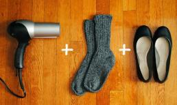 Mẹo đơn giản giúp giữ quần áo và giày dép của bạn trong tình trạng hoàn hảo