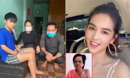 Sao Việt 20/10: Lý do vợ chồng Lý Hải chỉ tặng tiền mặt cho bà con miền Trung?; Ngọc Trinh tiết lộ sức khỏe của ba sau phẫu thuật