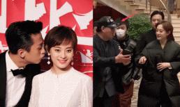 Vợ chồng Tôn Lệ xuất hiện sau tin đồn ngoại tình, hành động của Đặng Siêu lập tức leo top tìm kiếm Weibo