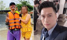 Sao Việt 22/10: MC Phan Anh nói về hướng hỗ trợ bà con vùng lũ khác hẳn các đoàn thiện nguyện trước; Việt Anh đăng ảnh chụp cận mặt được fan khuyên nên giảm cân