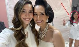 Con gái thứ 2 nhà 'Nữ hoàng ảnh lịch' Diễm My bị tag ảnh 'dìm hàng' nhan sắc ra sao?