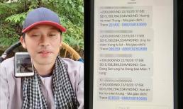 Sau 2 ngày, danh hài Hoài Linh kêu gọi được hơn 5 tỉ đồng ủng hộ miền Trung