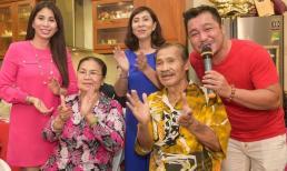 Bố của tài tử Lý Hùng - NSND Lý Huỳnh qua đời ở tuổi 79