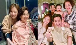 Trấn Thành tổ chức sinh nhật cho mẹ, dân mạng lại khen Hari Won giống hệt mẹ chồng