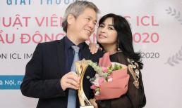 Diva Thanh Lam đến chúc mừng bạn trai bác sĩ đạt giải thưởng lớn trong ngành phẫu thuật mắt