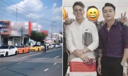 TiTi (HKT) chơi thân với Matt Liu, hình ảnh dàn siêu xe khi hội bạn tụ họp gây choáng