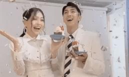 Phương Nga - Bình An bất ngờ lộ clip hậu trường chụp ảnh cưới