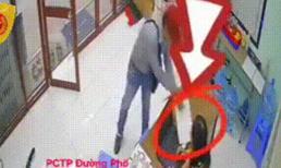 'Làm ảo thuật', nam thanh niên ma mãnh trộm điện thoại ngay trước mặt cô gái