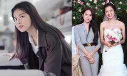 Loạt ảnh mới toanh của em họ Hoa hậu Hương Giang, nhan sắc đúng chuẩn mỹ nhân