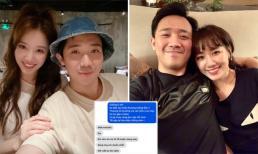 Trước bị chồng tám đến 3-4 giờ mới cho ngủ, giờ Hari Won làm ngược lại khiến Trấn Thành phải thốt lên 'Nghiệp tới rồi'