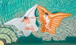 Lối sống sang chảnh khó ai theo kịp của vợ chồng đại gia Minh Nhựa: Đi du lịch dẫn theo cả một ê-kíp để chụp hình 'sống ảo'