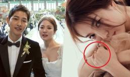 Truyền thông Trung đồn đoán Song Hye Kyo quay lại với Song Joong Ki vì chi tiết này