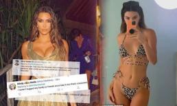 Sinh nhật Kim Kardashian nhưng chính chủ hứng 'gạch đá' còn cô em Kendall Jenner chiếm trọn spotlight, lại được khen nức nở