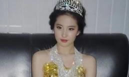 Những hình ảnh hậu trường của 'Nữ thần Kim Ưng' - Lưu Diệc Phi 19 tuổi thật khiến người ta phải mê hoặc
