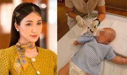 Hòa Minzy kêu gọi quyên góp gần 800 triệu giúp đỡ bé trai mắc bệnh ung thư máu, có mẹ cũng bị ung thư