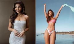 Tân Hoa hậu Hoàn vũ Australia 2020 chỉ cao 1m60 nhưng ghi điểm bởi nhan sắc hút hồn, body nóng bỏng