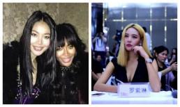 Hoa hậu Trung Quốc dám giật bồ 'báo đen' Naomi Cambell nhận cái kết như thế nào?