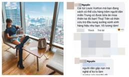 Bị cư dân mạng mắng vô lương tâm và so sánh với Thủy Tiên, Hà Anh đáp trả cực gắt