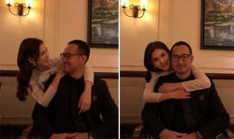 Vũ Thu Hoài đón sinh nhật tuổi 30 nhưng dân mạng chỉ chú ý đến vẻ ngoài của bạn trai