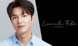 Không chịu thua kém tình cũ Park Min Young, Lee Min Ho cũng chính thức lập kênh Youtube
