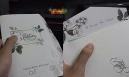 Tranh cãi chuyện con trai mời bố đi dự đám cưới bằng thiệp rồi nhận lại thiệp cùng tờ 500 nghìn từ bố