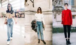 'Đồ dệt kim + quần jean' là bộ đôi đẹp nhất, thoải mái và quyến rũ