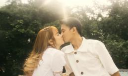Diễn viên Tú Vi và Văn Anh ngọt ngào kỉ niệm 5 năm ngày cưới
