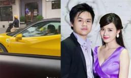 Lộ ảnh thiếu gia Phan Thành chở cô gái bí ẩn trên siêu xe, dân tình réo tên Midu