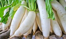 Khi mua củ cải, nếu bạn gặp phải 4 loại củ cải này, đừng mua dù rẻ, vì chúng kém ngon