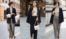 Phụ nữ ba mươi tuổi, hãy học cách mặc những set đồ thời trang, thời thượng và xinh đẹp giảm tuổi này
