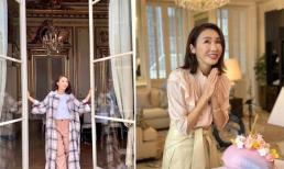 Hé lộ không gian bên trong biệt thự 38 triệu USD của 'đệ nhất mĩ nhân TVB' Lê Tư