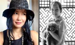 Diva Hồng Nhung tự hào về con trai lớn đôn hậu, hiền lành, hết lòng yêu động vật