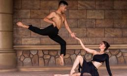 Tung bộ ảnh bay bổng với vũ điệu thiên đường, Khánh Thi tuyên bố: 'Chúng tớ vì nhau mà sống'