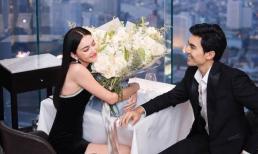 'Ma nữ đẹp nhất Thái Lan' - Mai Davika kỉ niệm 4 năm yêu 'cực tình' bên bạn trai diễn viên