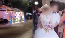 Chia tay vì gia đình phản đối, chàng trai khóc như mưa, đi theo xe hoa 70km tiễn bạn gái yêu 7 năm về nhà chồng
