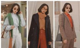 Học cách phối đồ thu đông đẹp mắt qua 27 bộ trang phục retro tối giản, bộ nào cũng làm bạn vừa ý
