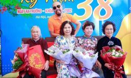 NTK - NSƯT Đức Hùng về thăm lại trường xưa nhân ngày Nhà giáo Việt Nam