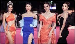 Chung kết Hoa hậu Việt Nam 2020: Cuộc Đại hội ngộ của dàn mỹ nhân Việt gợi cảm tại thảm đỏ