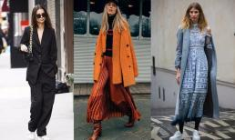 Phụ nữ U40 nên mặc ít áo len và quần jean vào mùa đông, nên mặc 4 kiểu này sẽ có khí chất hơn