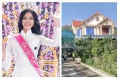 Hé lộ cơ ngơi hoành tráng của gia đình tân Hoa hậu Việt Nam 2020 Đỗ Thị Hà
