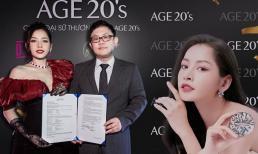 Chi Pu - Đại sứ thương hiệu mỹ phẩm Hàn Quốc AGE20's tại Việt Nam