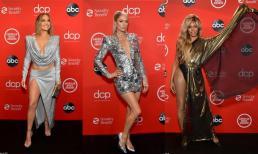 Paris Hilton cùng dàn sao gợi cảm trên thảm đỏ AMAs 2020