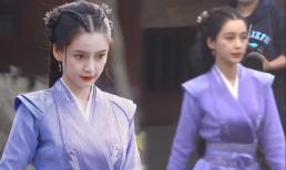 Vừa ló mặt đi đóng phim, bà xã Huỳnh Hiểu Minh bị chê già, đánh võ như 'cơm nguội'