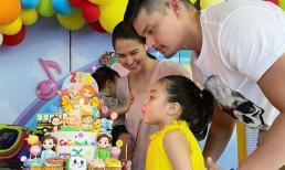 Sinh nhật con gái 'mỹ nhân đẹp nhất Philippines': Điều ước của cô bé khiến bất cứ ai cũng 'tan chảy'