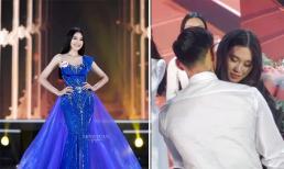'Bạn gái tin đồn' của Đoàn Văn Hậu viết tâm thư kể về áp lực khi thi Hoa hậu Việt Nam 2020