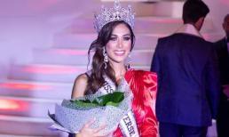 Tân Hoa hậu Hoàn vũ Tây Ban Nha 2020 bị chê già, xấu
